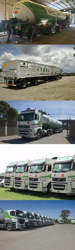 Transporte y distribución de sustancias peligrosas