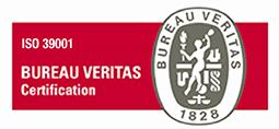 En el año 2019, nos certificamos en Seguridad Vial con la norma ISO 39001