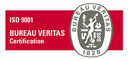 En el año 2001, nuestros servicios alcanzaron la certificación ISO 9000